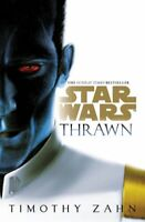 Star Wars: Thrawn by Zahn, Timothy Book The Fast Free Shipping