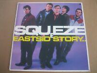 """SQUEEZE """"EAST SIDE STORY """" 1981 ALBUM VINYL ORIGINAL RARE PROMO PLAY TESTED EX!"""