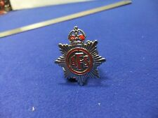 vtg badge afs auxiliary fire service home front war effort lapel pinches