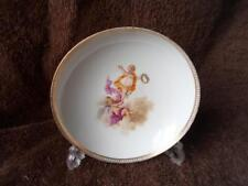 Meissen Marcolini Period Saucer Painted with Semi-Veiled Cherubs c.1774-1814