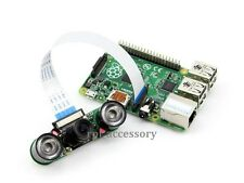 5Mp Hd Ov5647 Video Camera with Infrared Led for Raspberry Pi 3/2B/B+ Model F