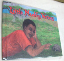 1997 Signed 1st Ed. Little Muddy Waters - A Gullah Folk Tale Ronald Daise Illust