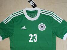Alemania dfb adidas camiseta gómez 23 Germany WM Soccer camisa em 2012 Jersey s