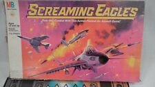 1987 Milton Bradley Screaming Eagles Combat Air Assault Board Game COMPLETE