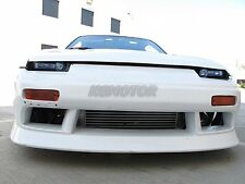 For Nissan S13 S14 240SX RB20 RB25 RB25DET Front Mount Intercooler Kit+BOV