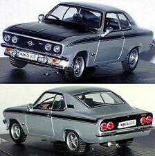 Opel Manta A GT/E 1974-75 silber silver metallic 1:43
