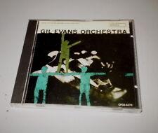GIL EVANS ORCHESTRA - GREAT JAZZ STANDARDS - JAPAN 1988