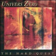 Univers Zero - Hard Quest (CD NEUF)