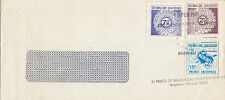 1971 POSTAL STRIKE : NORWICH LOCAL POST  set on commercial cover