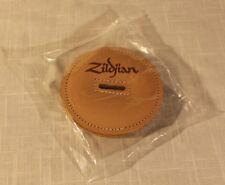 Zildjian Russet Leather Cymbal Pads (Pair)  3.5inch