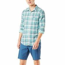 Dockers Men's Long Sleeve Double Cloth Shirt - Choose Sz/color