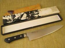 Misono Handmade High Carbon Steel 9.4 inch Chef, Gyuto Knife (240 mm) *NIB