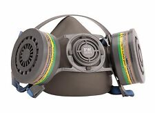 Portwest Auckland media máscara en 140 Tornillo de protección respiratoria-En Filtros P410