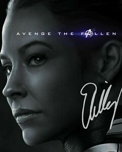 EVANGELINE LILLY - THE WASP AVENGERS SIGNED AUTOGRAPHED A4 PP PHOTO POSTER