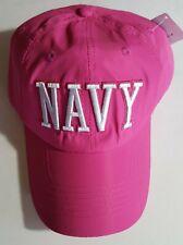 U.S. Navy Text Military Cap for Women (Nylon)