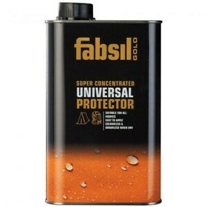 Fabsil Gold Universal Waterproofing Sealant Tent Awning Canvas Grangers 1 Litre