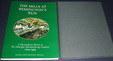 The Mills At Remington's Run Rhode Island Mill history Genealogy Fine in Fine