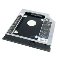 2nd HDD SSD Hard Drive Caddy for Acer E1-510G E1-570G E1-572G with Bezel Cover