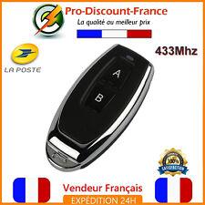 Emetteur Radio Sans Fil Télécommande Portail Porte Garage 433Mhz 2 Boutons 1527