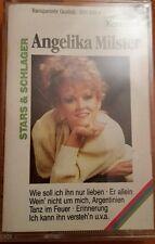 Angelika Milster - Stars & Schlager MC Musikkasette