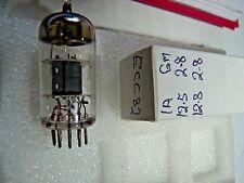 ECC82 12AU7 GDR New Old Stock Electronic Valve Tube 1 PC M17D