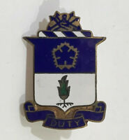 Military 21st Infantry Regiment Crest Pin