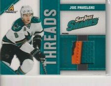10-11 Pinnacle Threads prime Joe Pavelski