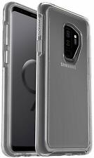 OtterBox Symmetry Case & Alpha Glass protector for Samsung Galaxy S9 PLUS-Clear