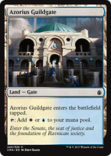 4x Azorius Guildgate (Azorius-Gildeneingang) Commander Anthology Magic