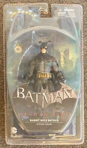 Batman Arkham City Rabbit Hole Batman Action Figure DC Collectibles New