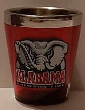 Alabama Clemson Tide Shot Glass Licensed