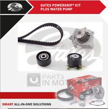 PEUGEOT 407 6C, 6D, 6E 2.0D Timing Belt & Water Pump Kit 04 to 10 Set Gates New