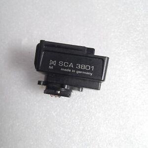 Metz Mecablitz SCA 3801 M Contax Yashica C/Y Manual Adapter Flash 35mm SLR film