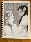 "Star Trek TOS Fanzine ""Way of the Warrior 1"" SLASH Vintage Rare Fanfiction 1987"