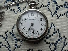 South Bend 211, 16s 17 Jewel Pocket Watch