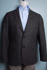 GANT Blazer Wool by Handskull (UK) Mens Grey Jacket Size 46 RRP £300