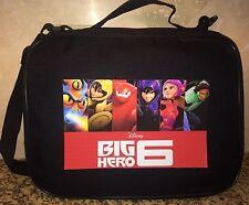 Trading Book For Disney Pins Baymax Big Hero 6 Six Large/Med Pin Bag