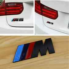 1pcs ///M Metal Body Rear Trunk Lid Stickers Badge Emblem For BMW M5 M3 M6 X5 X6