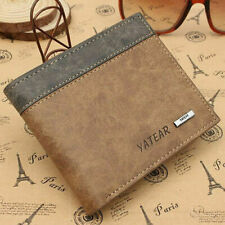 Wallet for Men, Hight Quality, Yatear Brown Mens Wallets Free Shipping