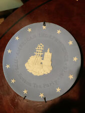 Wedgwood American Independance Boston Tea Party Plate