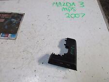 Mazda 3 MPS 2007 2.3 Turbo Aero Techo pasajero seatbelt interruptor de pantalla