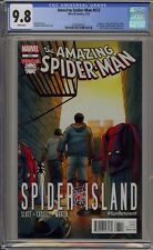 AMAZING SPIDER-MAN #673 - CGC 9.8 - 0185584015