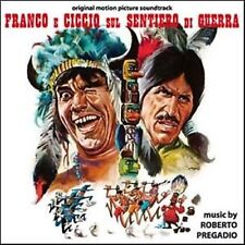Roberto Pregadio Franco E Ciccio Sul Sentiero Di Guerra (New/Sealed CD)