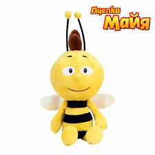 30cm Russian Talking singing toy doll Willie Maya the bee 7 phrases + 1 song