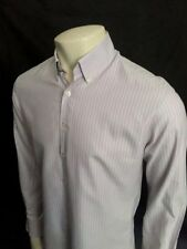 Thomas Pink Striped Singlepack Formal Shirts for Men
