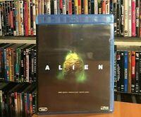 Alien (1979) Sigourney Weaver RIDLEY SCOTT Blu Ray COME NUOVO CULT