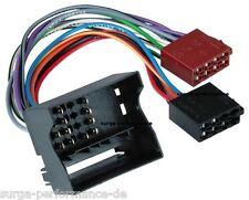 Radioadapterkabel ISO Ford C-MAX / Fiesta Focus / Fusion / Kuga / Mondeo / S-MAX