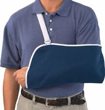 Mueller Adjustable Arm Support Pain Relief Sling Blue One Size 1 Count Ea