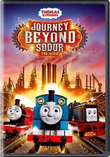 THOMAS THE TRAIN New Sealed 2017 JOURNEY BEYOND SODOR DVD