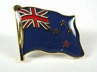 Neuseeland Flaggen Pin Anstecker,1,5 cm,New Zealand,Neu mit Druckverschluss